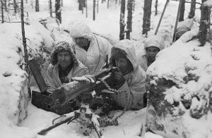 Finnish Soldiers