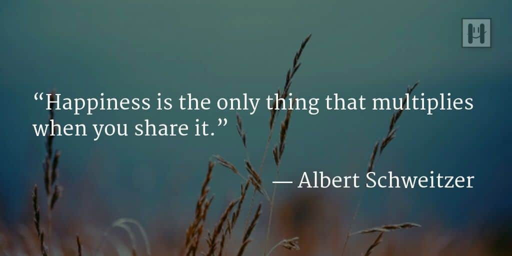 albert schweitzer positive psychology quotes
