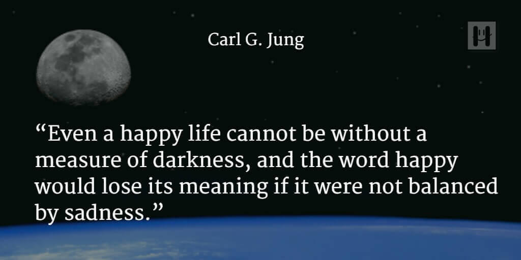 Carl G. Jung Positive Psychology Quotes