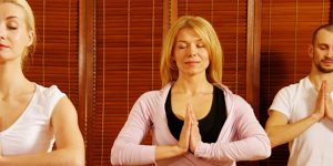 Yoga and Mindfulness Based Stress Reduction