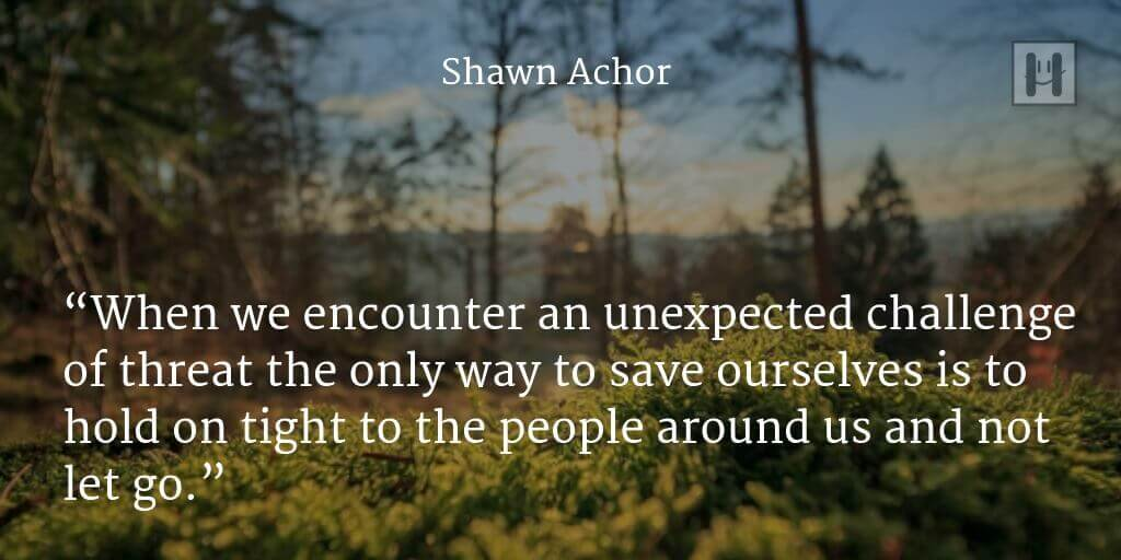 Shawn Achor Positive Psychology Quotes