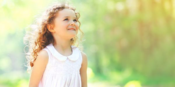 child smiling - Provide Support and Boost Resilience benefits mindfulness