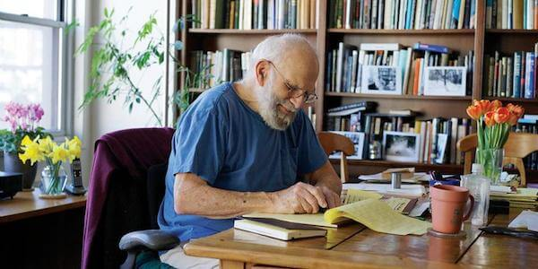 oliver sacks on gratitude positive psychology