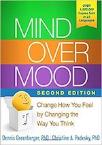 Mind Over Mood, Second Edition- Change How YouFeel by Changing the Way You Think