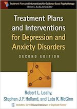 Treatment Plans and Interventions for Depression and Anxiety Disorders, Second Edition