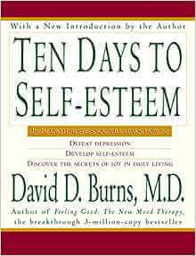 ten days to self-esteem worksheets