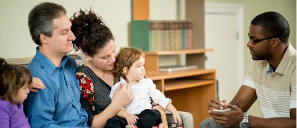 What is a Family Counselor Trained For?