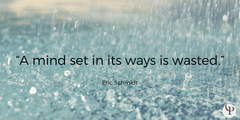 mindfulness quote eric schmidt