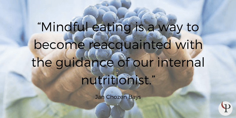 mindfulness quote Jan Chozen Bays