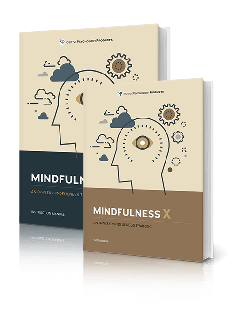 mindfulness x an 8 week training template for practitioners