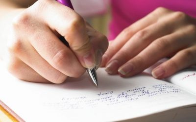 Writing Therapy: Using A Pen and Paper to Enhance Personal Growth