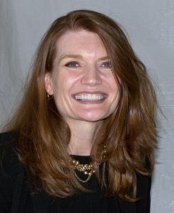 Jeannette Walls as a Strong Human.