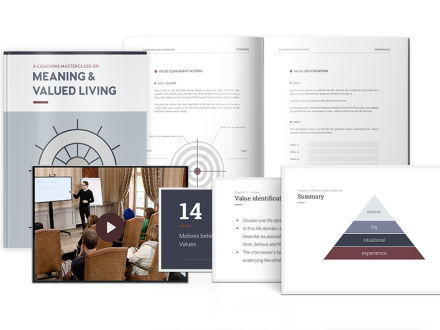 [BRAND NEW] Meaning & Valued Living Coaching Masterclass©