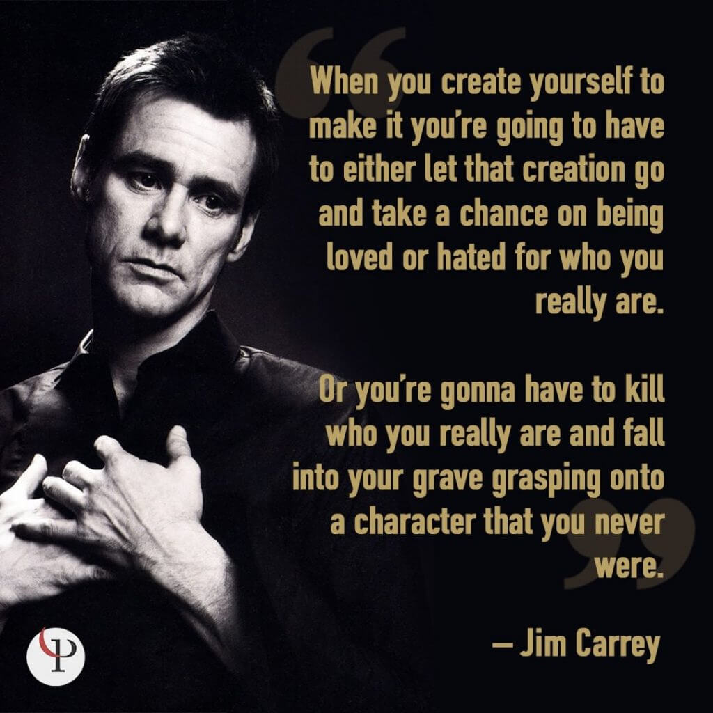 Jim Carrey Quote