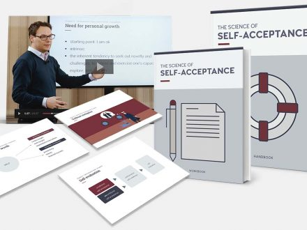 science of self-acceptance