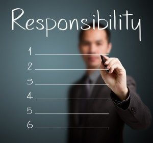 Responsible for your self-worth