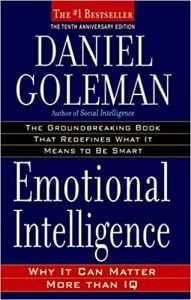 Daniel Goleman book on Emotional Intelligence