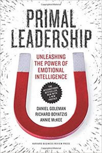 New Primal Leadership Book
