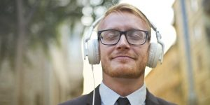 listening to music to deal with emotions