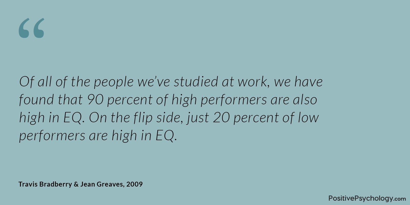 High Performers