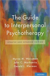Guide to Interpersonal Therapy