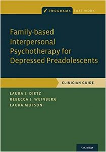 Interpersonal Psychotherapy for Depressed Preadolescents