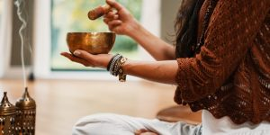 Meditation to recover from burnout