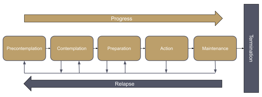 The transtheoretical model_stages of change