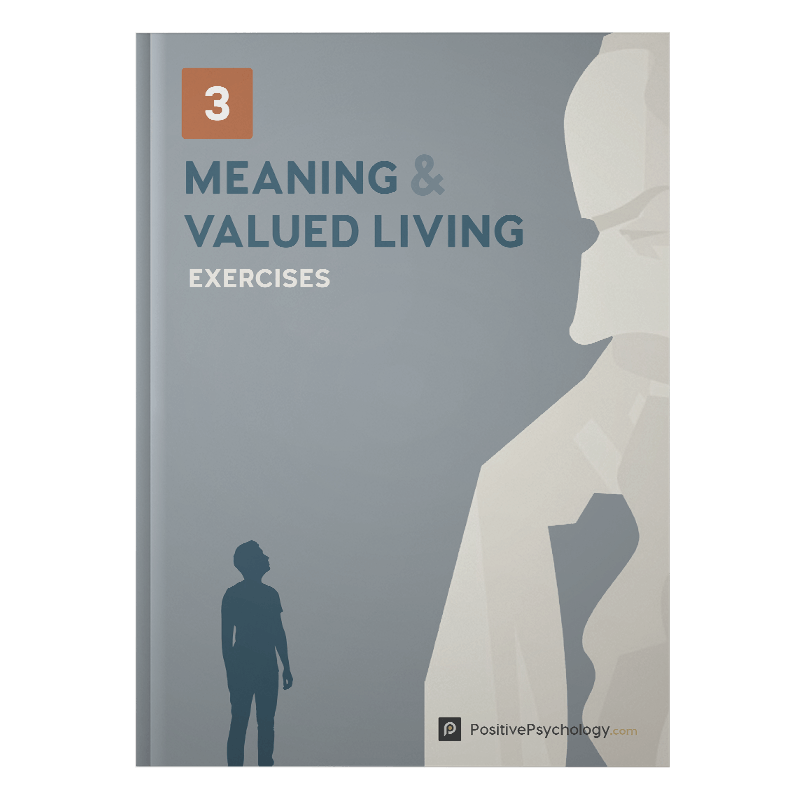 3 meaning valued living exercises