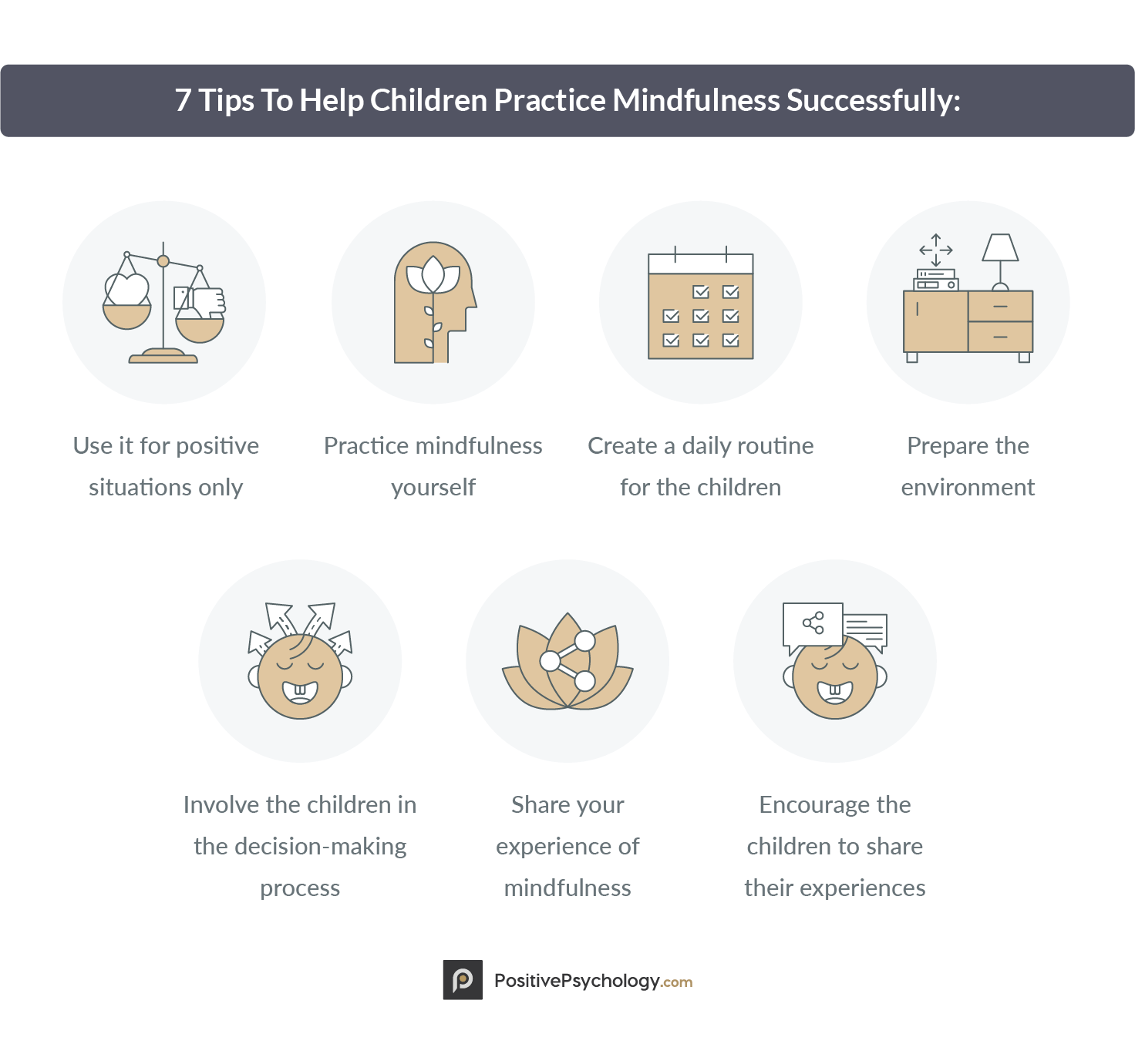 7 Tips To Help Children Practice Mindfulness Successfully