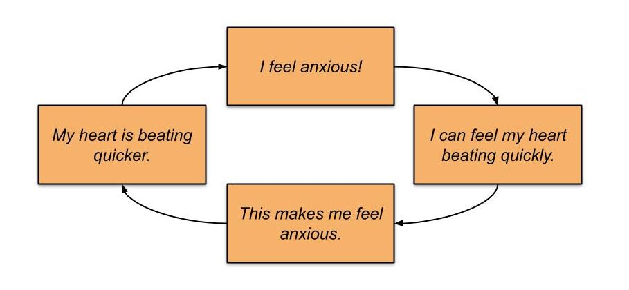 Anxiety Feedback Loop