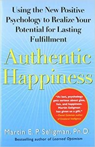 Book by Martin Seligman on Happiness