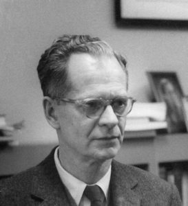 Behaviorist B.F. Skinner