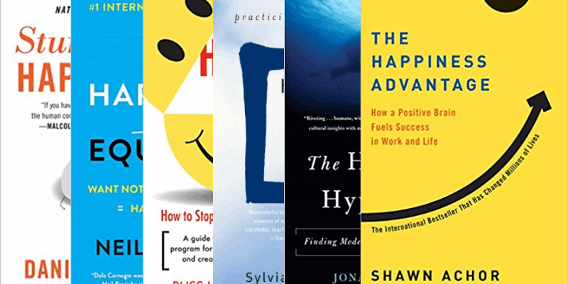 15 Best Happiness Books And Are They Worth Your Time