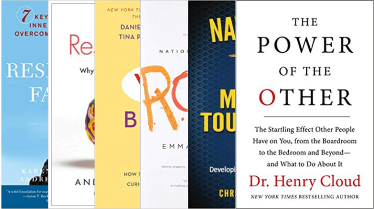 20 Best Books on Resilience