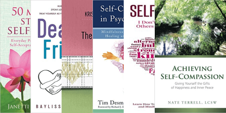 Books on self-compassion