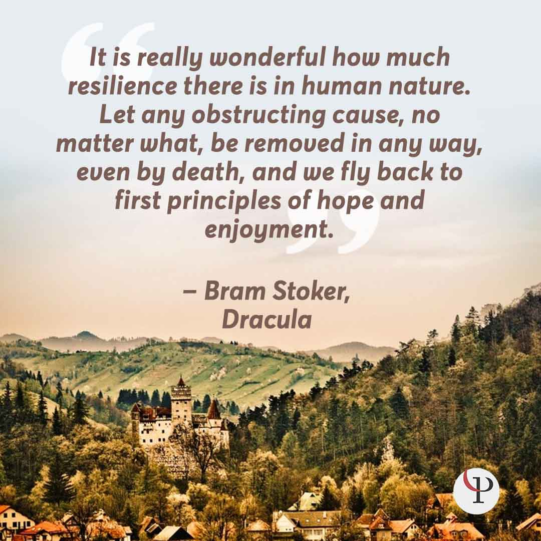 Bram quotes about resilience