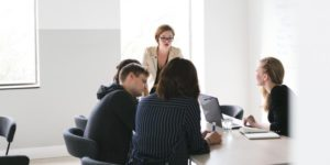 Coaching techniques for managers