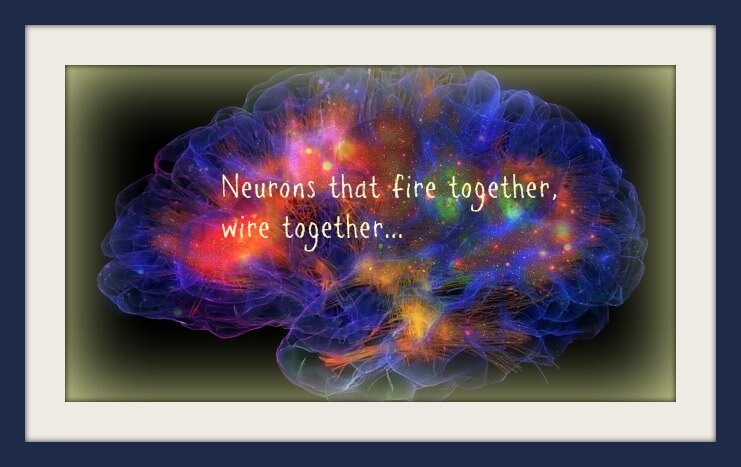 Neurons that Fire Together