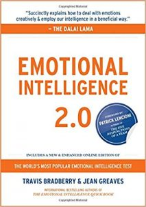 Travis Bradberry & Jean Greaves book on Emotional Intelligence 2.0