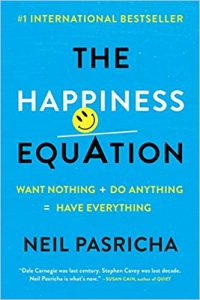 Happiness Equation by Neil Pasricha