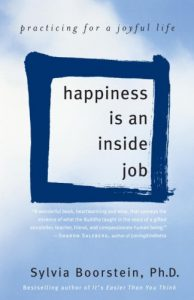 Happiness Book by Silvia Boorstein