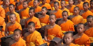 History and origin of meditation