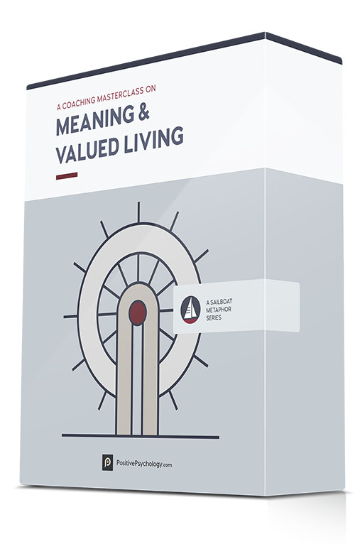 Meaning and Valued Living Masterclass - PositivePsychology com