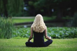 Meditation health benefits