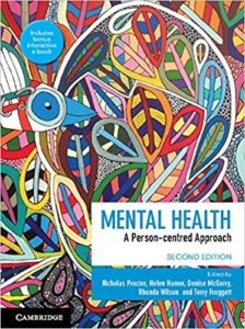 Mental Health A Person-centred Approach