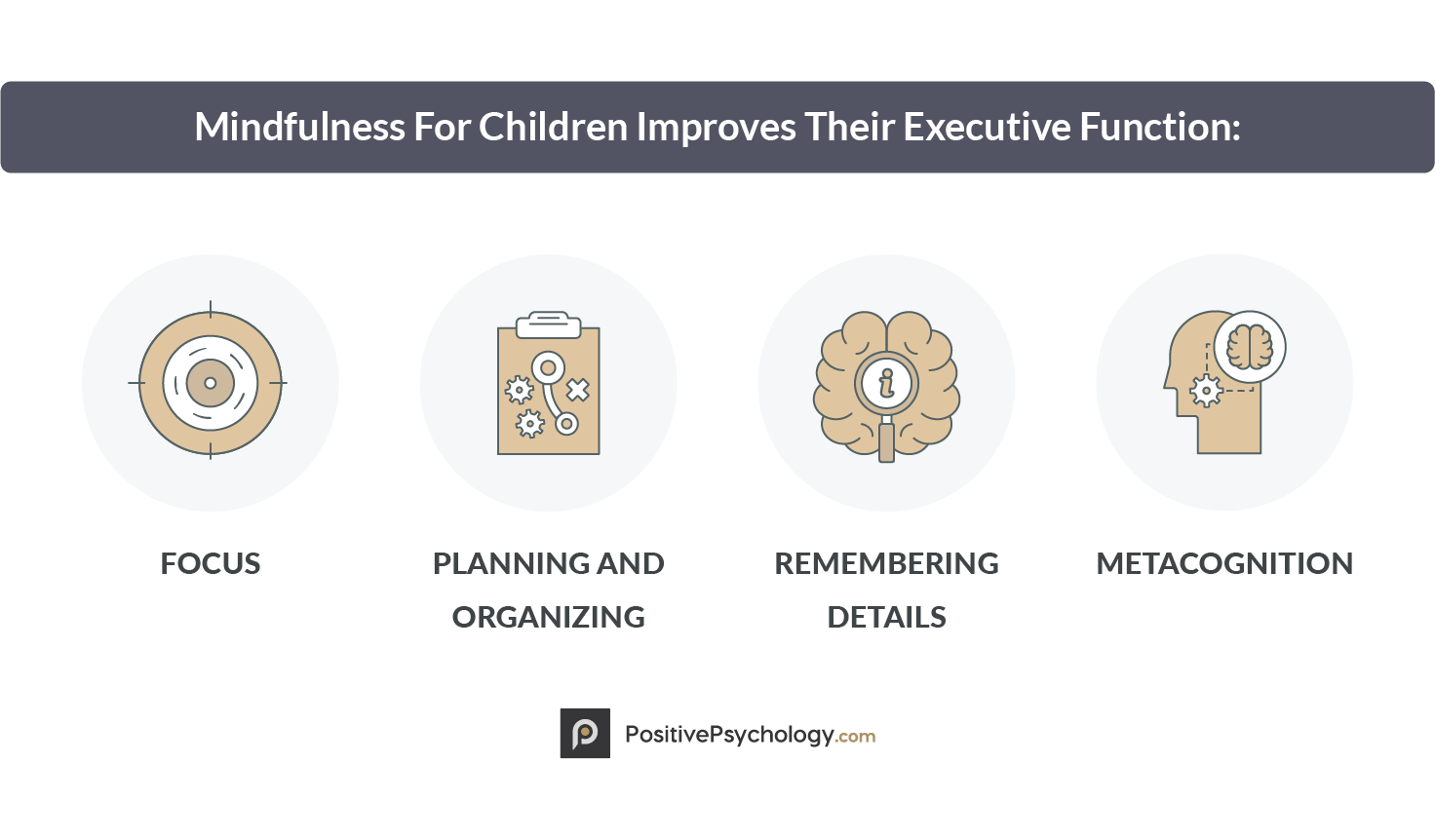 Mindfulness For Children Improves Their Executive Function