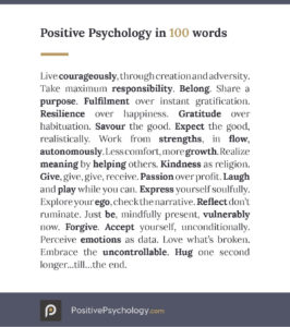 50+ Positive Psychology Quotes: A Collection of Beautiful