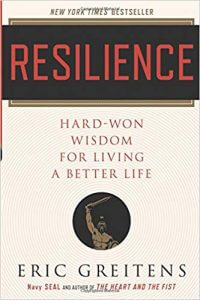 Book on Resilience by Eric Greitens