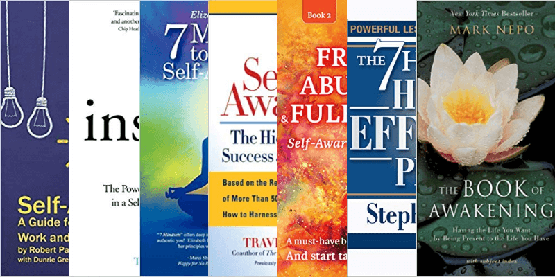 10 Best Self-Awareness Books for Increasing Reflection